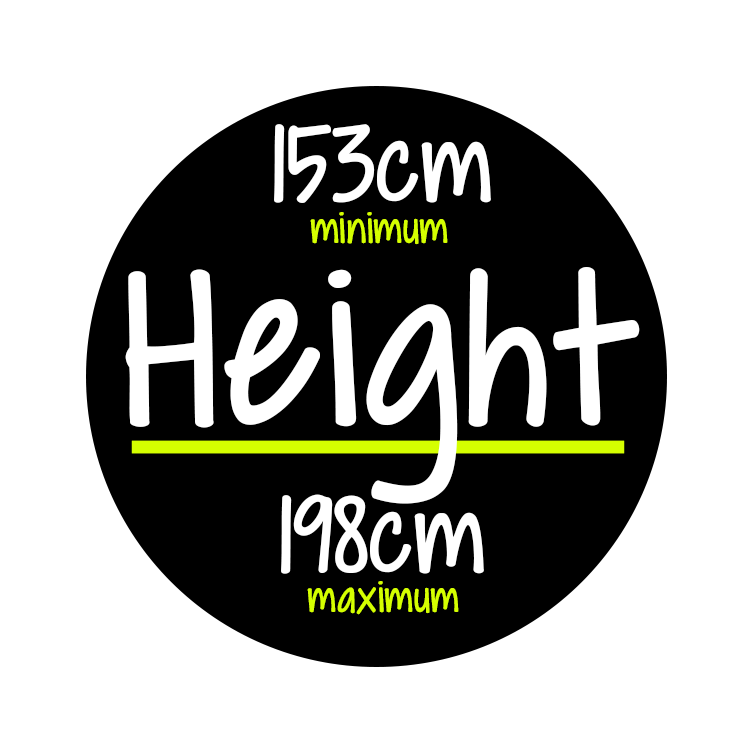 Restriction graphic HEIGHT