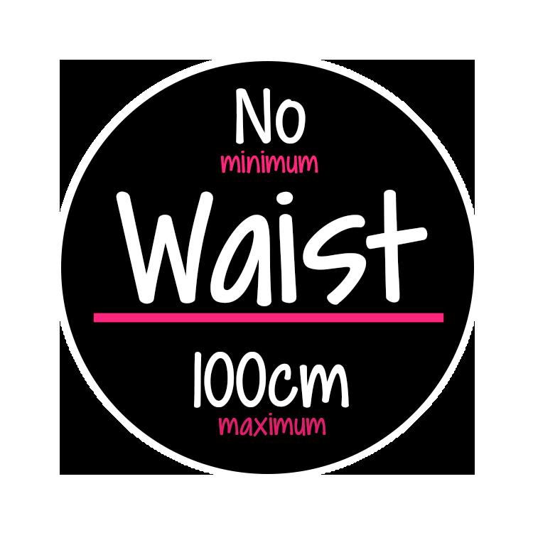 Restriction graphic WAIST