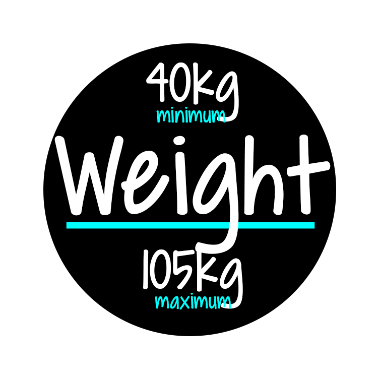 Restriction graphic WEIGHT