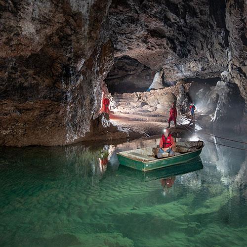 activities boat ride